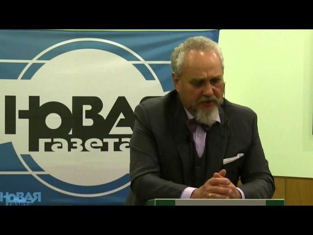 Лекция А.Б. Зубова «Сирия: предпосылки трагедии»