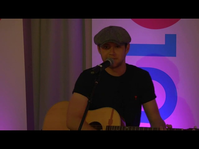 Niall Horan Performs This Town Slow Hands at i1067 iLive Event