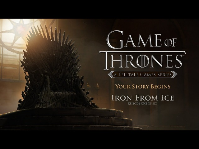 Game of Thrones: A Telltale Games Series (Yettich ft. Mininskaya) часть 1 - Дом Форрестеров