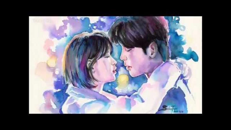 Bae Suzy Lee JongSuk While You Were Sleeping [Speed painting] by SakuTori