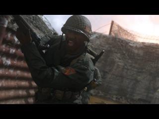 Официальный Call of Duty®: WWII – Дебютный трейлер мультиплеера /  Multiplayer Reveal Trailer