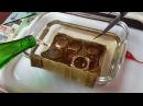 Электролиз золота с позолоченых часов 100% простой рабочий способ