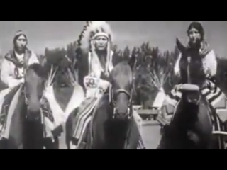 American indians real early videos