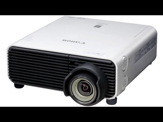 Короткофокусный LCOS проектор Canon Xeed WUX450ST с разрешением WUXGA