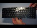 Арт 002210 Клавиатура для ноутбука Asus K52 K53 G73 A52 G60