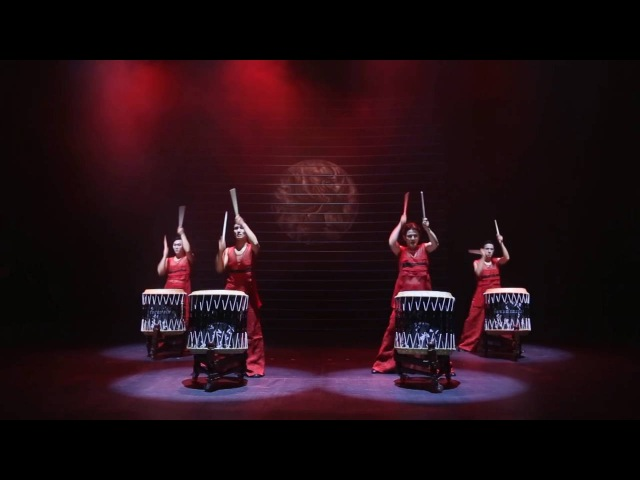 Korean Drum TAGO Spot Video in Edinburgh festival