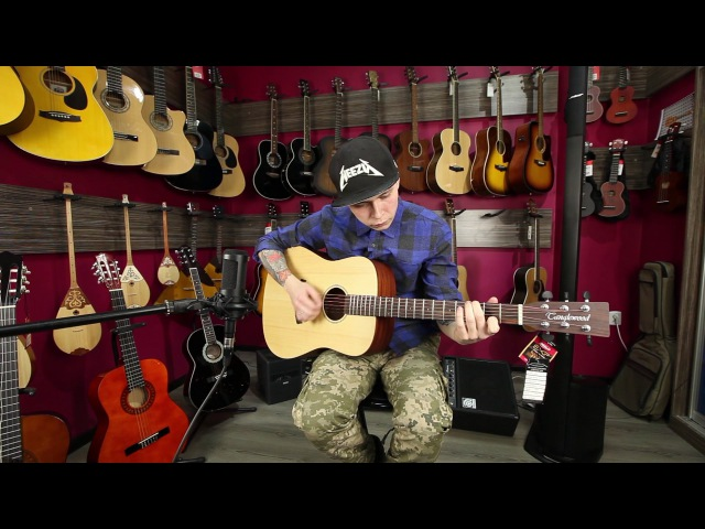 Акустическая гитара Tanglewood Java TWJ J1