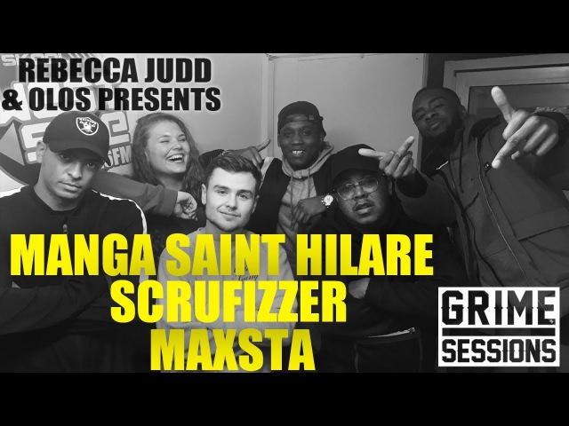 Grime Sessions Maxsta Manga Saint Hilare Scrufizzer