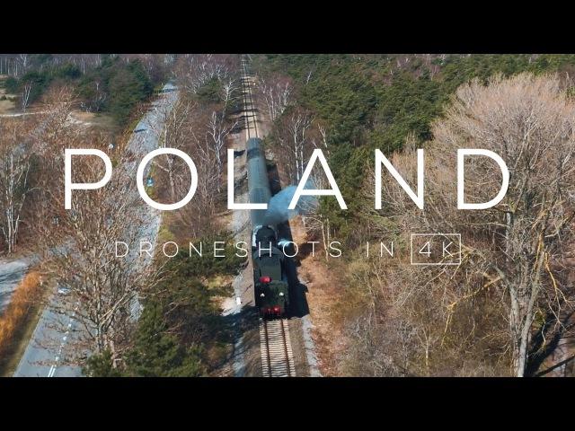 Poland (Gdansk, Gdynia, Sopot, Hel) in 4K   Drone video
