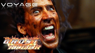 Becoming The Ghost Rider | Ghost Rider | Voyage