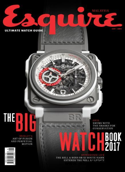 Esquire Malaysia The Big Watch Book 2017