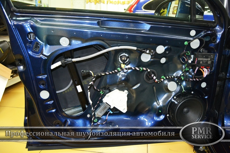 Шумоизоляция Volkswagen passat b8…, изображение №6