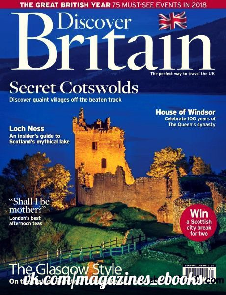 Discover Britain December 2017 January 2018