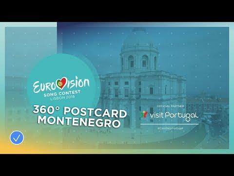 360 Lisboa Vanja Radovanovic's Postcard Eurovision 2018