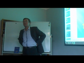 "Начало презентации Е.В.Шалашова в библиотеке ""Профкома"". #ВидеоМИГ"