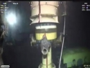 BP Oil Spill - Landing Latching of Capping Stack (edited)(360p)