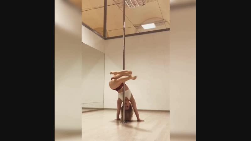 Наталья Томашова. Pole Fit Flow | Kats dance studio
