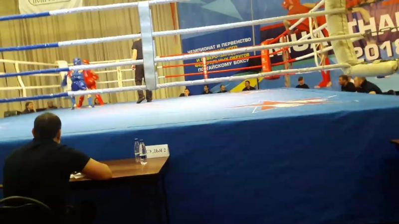 Белобородов Данил (Москва) vs Паршин Владислав (Мос. область) 2 раунд