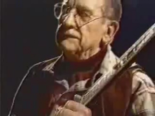 Les Paul (the legend!) in cool Coors beer comercial