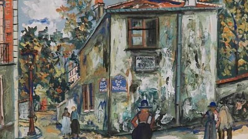 выставка картин французских импрессионистов