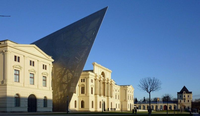 Военно-исторический музей вооружённых сил Германии, изображение №11