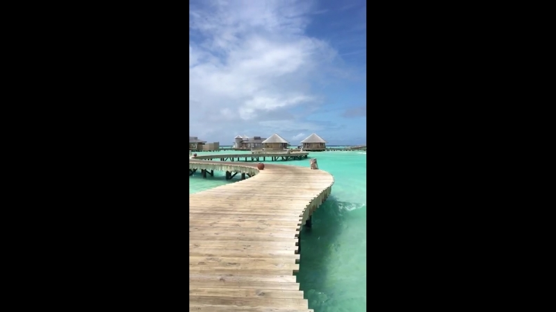 Мальдивы 2017 Soneva Jani 5*