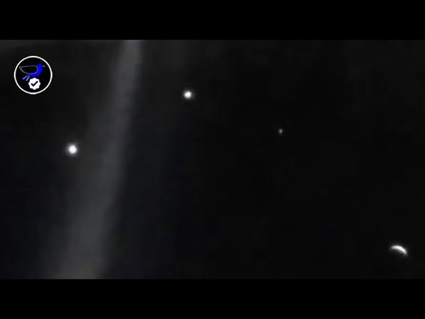 UFO spotted Near in the Airport over NYC April 16,2018