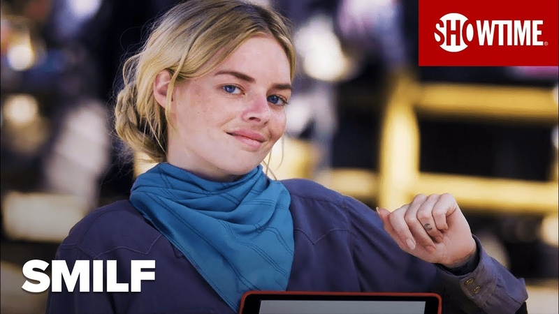 Going Down Under With Samara Weaving SMILF SHOWTIME
