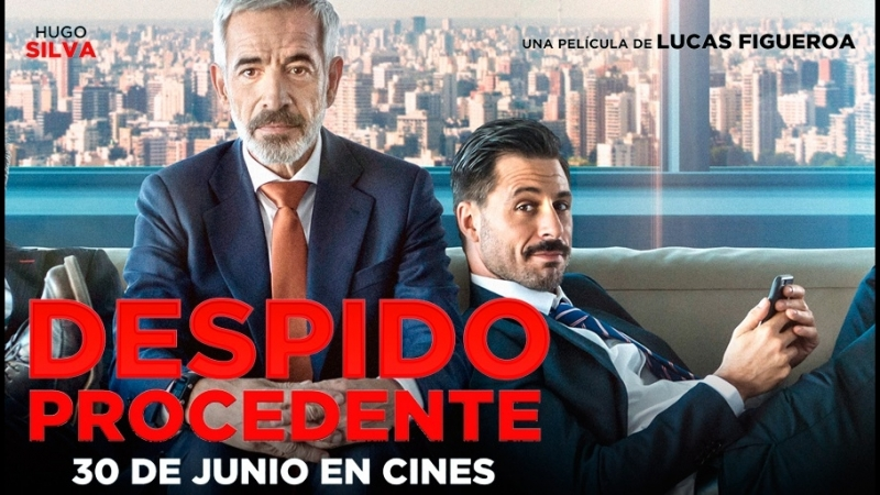 Увольнение Despido procedente 2017 Official Trailer