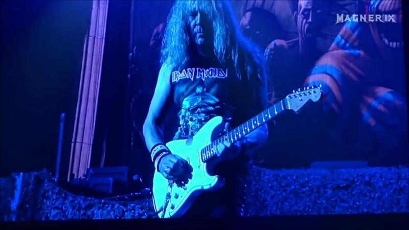 Iron Maiden The Clansman live @ Tele2 Arena Stockholm Sweden 2018 06 01