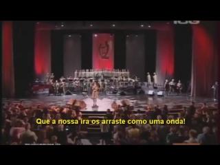 Ensemble aleksandrov & elena vaenga a guerra sagrada (елена ваенга священная bойна)