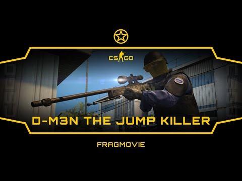 D M3N THE JUMP KILLER STARRFRAGG CSGO FRAGMOVIE
