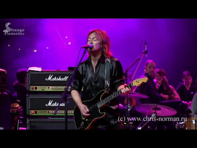 Chris Norman Band Symphonic Live in Budapest 22 Apr 2017 Part 2