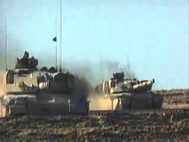 Desert Storm 1991