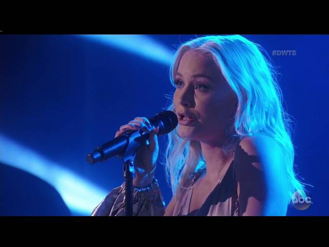 Zara Larsson Ain t My Fault Never Forget You Dancing With The Stars
