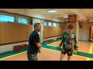 Индивидуальная тренировка  (Иван vs Николай Александрович)