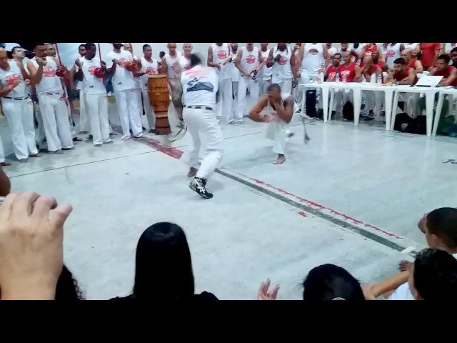 Jogos de Verão Abadá Capoeira 2017. Alex x Algodão Toque de São Bento Grande Eliminatórias