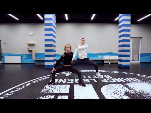 Vogue Игорь Глинский и Ева Уварова Танцы на ТНТ