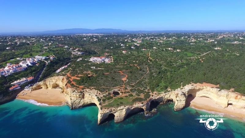 Algar de Benagil, Portugal
