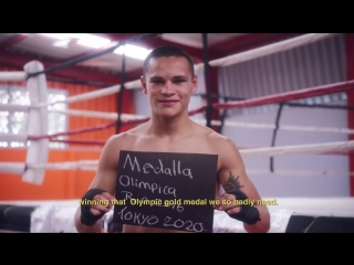Power Your Journey  –  Boxer David 'Medallita' Jimenez (Costa Rica)