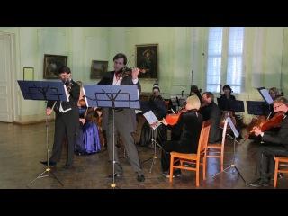 А. Вивальди Концерт для двух скрипок с оркестром ля минор