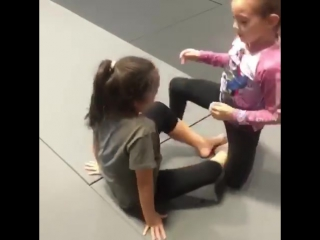 Kids No Gi drills