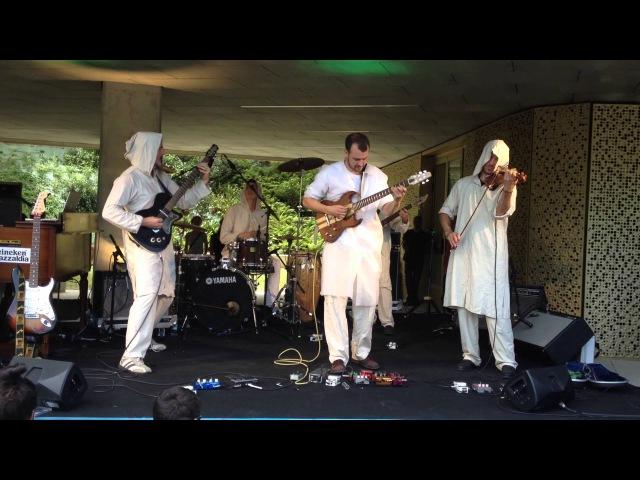 Secret Chiefs 3 at San Sebastiàn 28-07-13 Barakiel