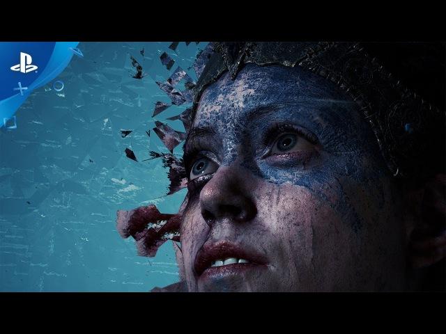 Hellblade Senua's Sacrifice Accolades Trailer PS4
