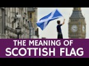 Meaning of the Scottish Flag Saltire Quick Facts about Scotland