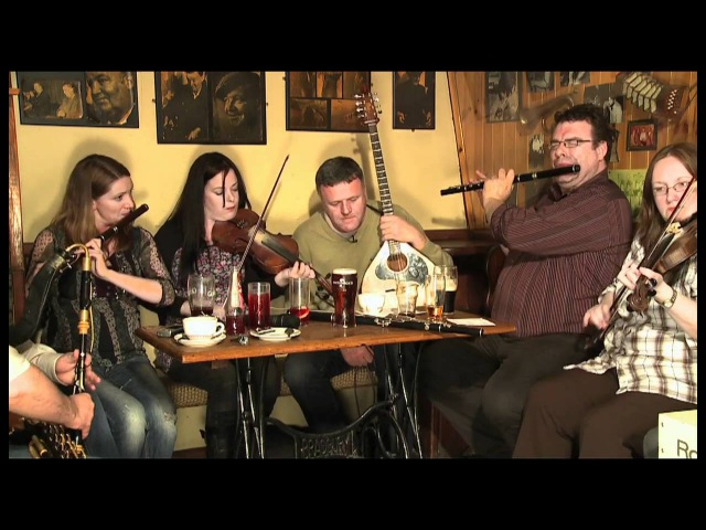 O Connor s Pub OAIM Launch Clip 1 Traditional Irish Music from