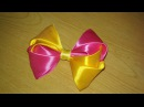 DIY || Cute Bow 02 🎀 - Tutorial By Lista Tsurayya (Pita Tembem)
