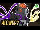MOIRA as a CAT? - Meowra - Katsuwatch Overwatch Cats