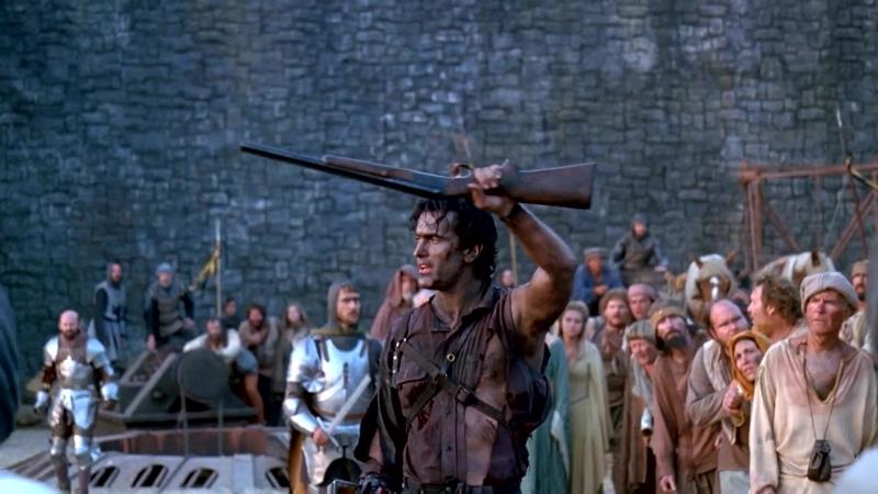 Зловещие Мертвецы 3: Армия Тьмы Army of Darkness 1992 Это моя бум палка!