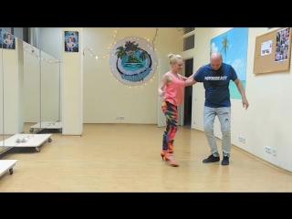Семба. Semba. Criola Dance Мария Ковтун  Илья Максимов